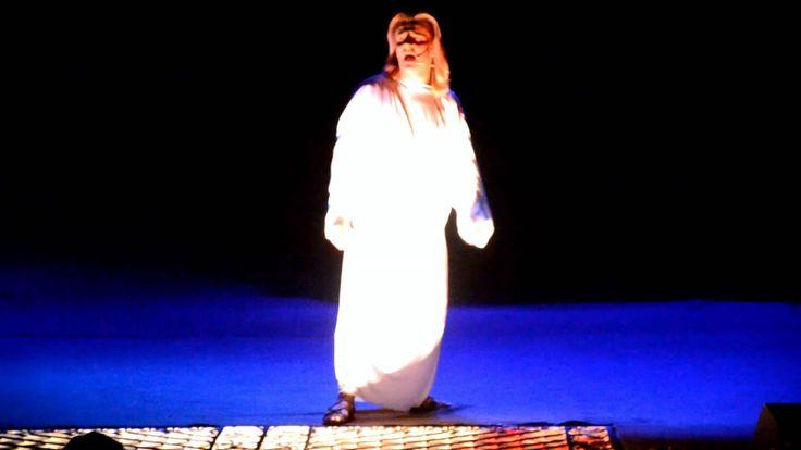 """Глеб Матвейчук в мюзикле """"Иисус Христос - суперзвезда""""."""