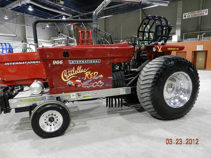 107 Best Images About Tractor Pulling On Pinterest