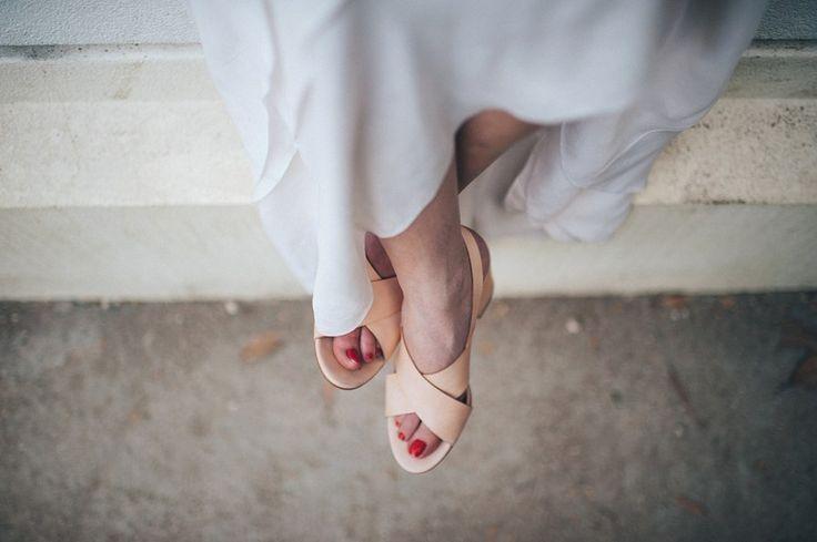 Foto: Pelayo Lacazette, Vestido: Beba´s Closet, Flores: Elena Suarez,  Joyas: PdPaola, Sandalias: Mint and Rose,  Makeup: Sarah Miller  Novia, boda, vestido de novia, bride, wedding gown, robe de mariée, abiti da sposa