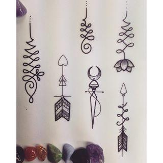 unalome-arrow-tattoo-google-search_original.jpg (320×320)