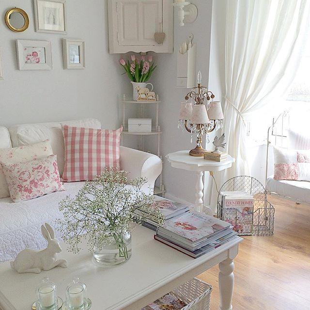Shabby and Charme: A casa di Debbie nell'Essex