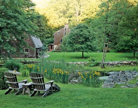 country living without the hillbilly-ness... soo relaxingly pretty!