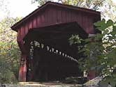 All the covered bridges of Alabama on the list of places to see this is Salem Bridge
