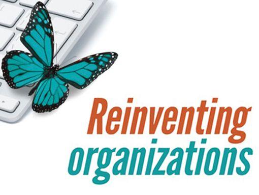 «Reinventing Organizations» de Frédéric Laloux explique l'entreprise libérée | Zevillage