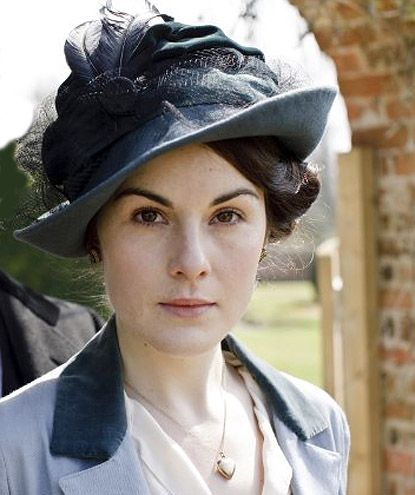 Lady Mary- Downtown Abbey