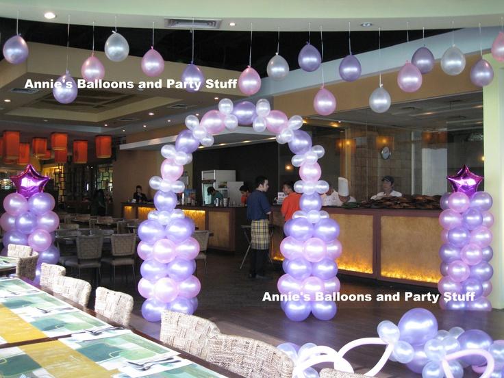 172 best images about balloon dance floors on pinterest for Balloon dance floor decoration