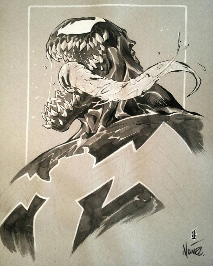 Venom by Eddie Nunez                                                                                                                                                                                 More