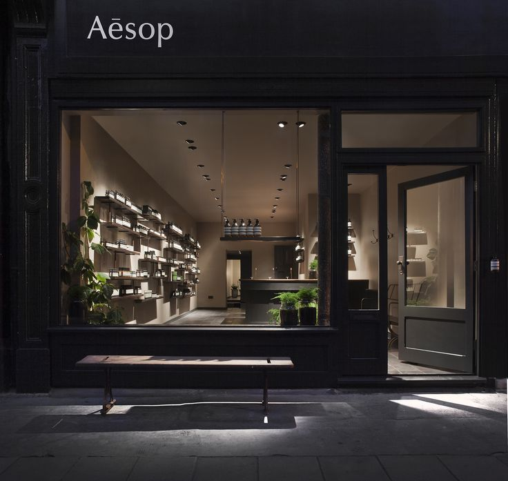 586 Best Aesop Stores Images On Pinterest