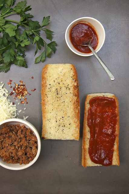 French Bread Pizza | Joy The Baker
