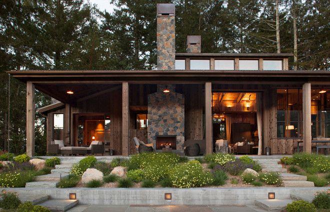 17 best ideas about modern farmhouse interiors on pinterest modern farmhouse modern farmhouse for Modern rustic farmhouse exterior