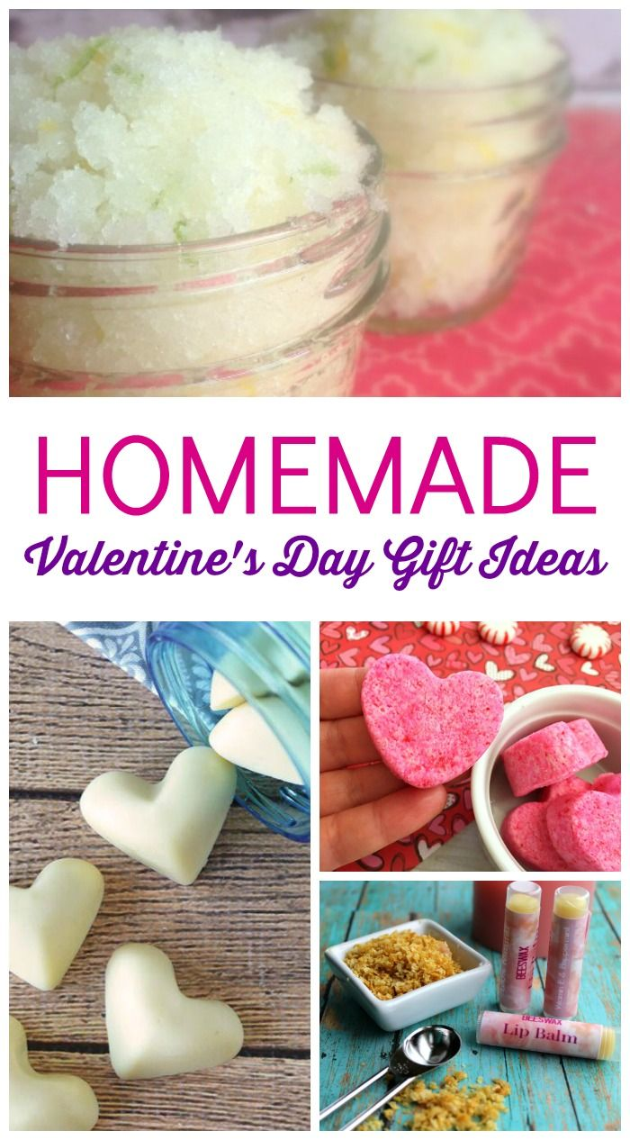 Homemade DIY Valentine's Day Gifts Using Essential Oils