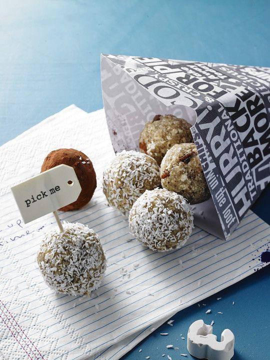 Müslikugeln, Energiebällchen, ein beliebtes Rezept aus der Kategorie Fingerfood. Bewertungen: 24. Durchschnitt: Ø 4,4.