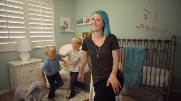 The Extra Space Storage company uses new parent advice #MakeRoomForLife video to generate traffic for their brand.