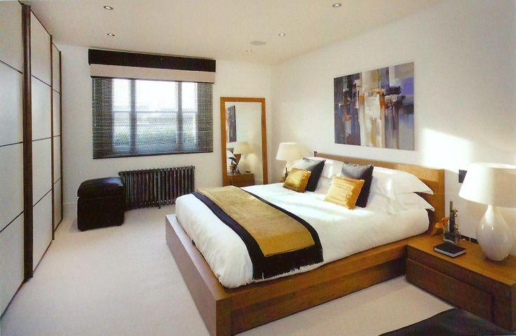 Magnificent master bedroom