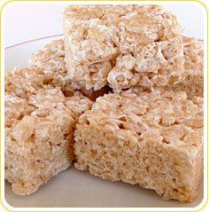 Rice Crispy Treats  http://m.cannabissearch.com/edibles/rice-crispy-treats/