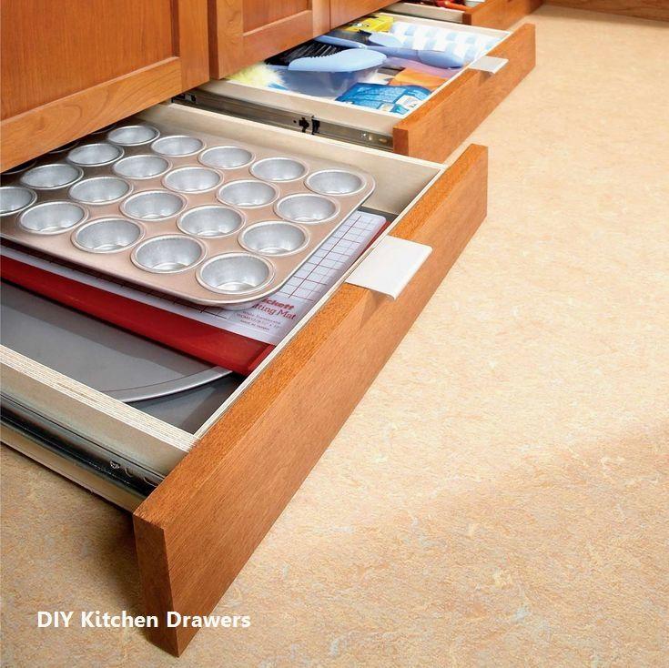 New Kitchen Drawer Ideas Kitchendrawers Kitchendrawer In 2020