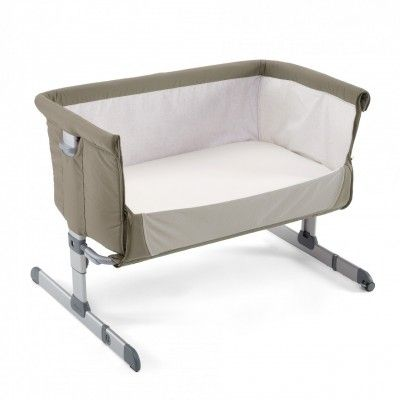 Chicco Next 2 Me Co-Sleeping Baby Crib at BabyMonitorsDirect