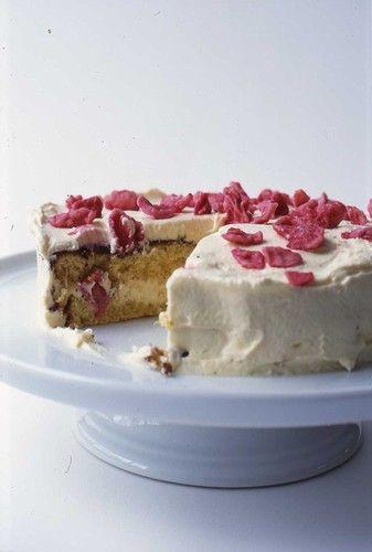 lemon polenta cake (wheat free)