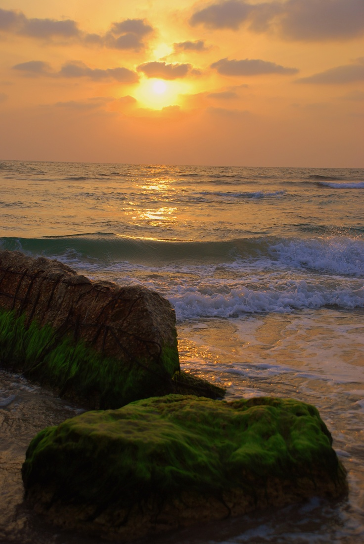 Another sunset picture from Israel (thanks again to Cheryl Carty)