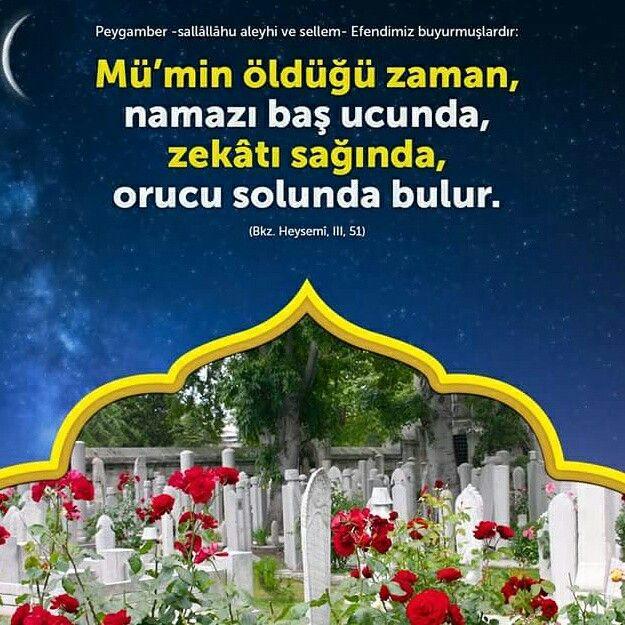 #mümin #insan #ölüm #zaman #namaz #zekat #oruç #ramazan #sahur #iftar #islam #müslüman #ilmisuffa