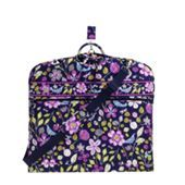 Vera Bradley garment bag in Floral Nightingale - I love this so much!