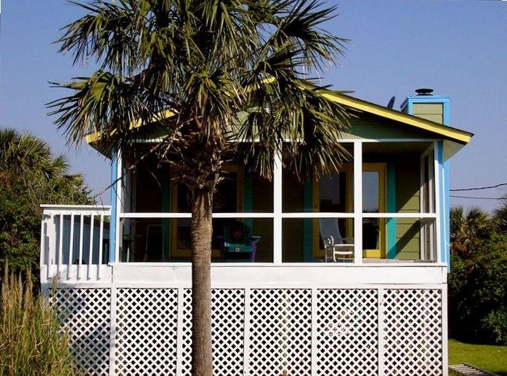 I Looooove This Beach Cottage Outside Charleston, SC