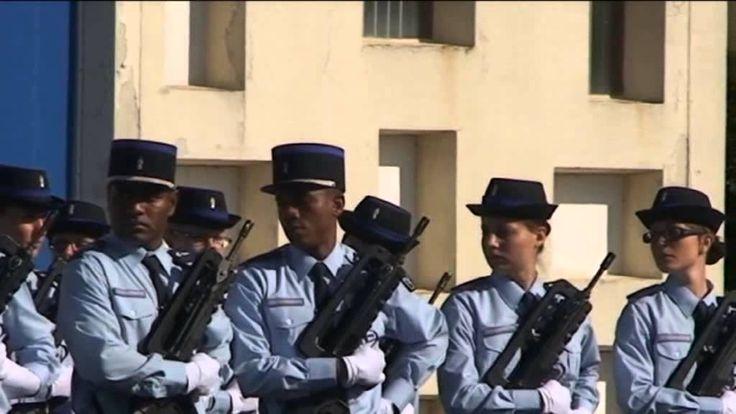 école gendarmerie tulle 2012