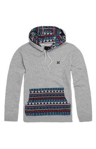Hurley Sante Fe Pullover Hoodie #pacsun