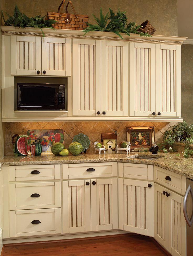 Somerset Maple Vanilla Bean Kitchen Cabinets From Wellborn Forest