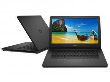 "Notebook Dell Inspiron 14 I14-5458-D08P Intel Core - i3 4GB 1TB LED 14"" Linux"