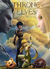 Dragon Nest - Throne of Elves poster small