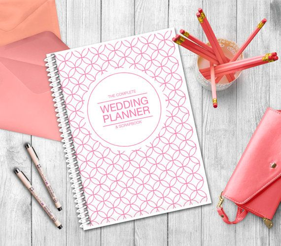 109 Best Complete Wedding Planner & Scrapbook Images On