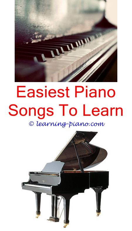 Sad Piano Songs To Learn | Learn Piano Notes | Piano songs