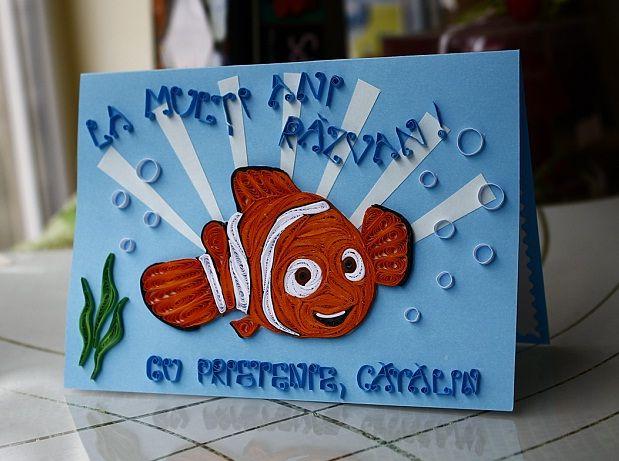 Papírvilág: Némó nyomában / Finding Nemo