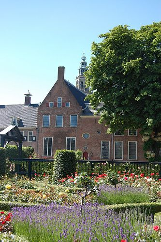 Groningen: Prinsentuin, Groningen, The Netherlands.