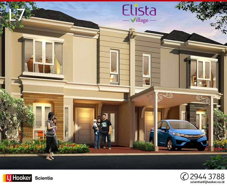 Elista Village @ Paramount Serpong