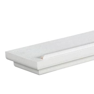 """$54/each -60"""", have other lengths.  Home Decorators Collection Mantle Floating Shelf (Price Varies By Finish/Size) - 2455240410 at The Home Depot"""
