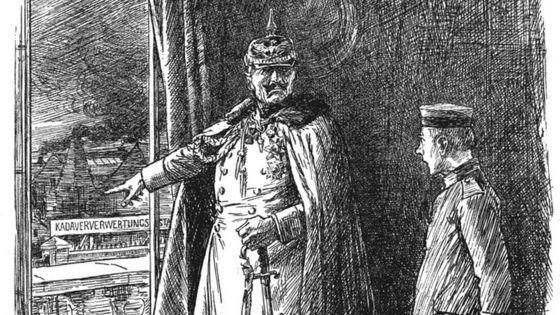 Cuando en la IGM se utilizó la viralización de noticias falsas para desacreditar al Imperio Alemán - Cuaderno de Historias