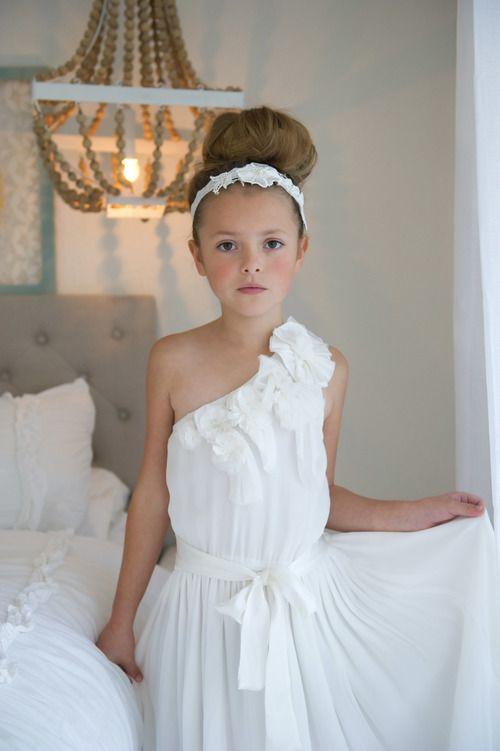 perfect older flower girl dress - 4 krish tea princess