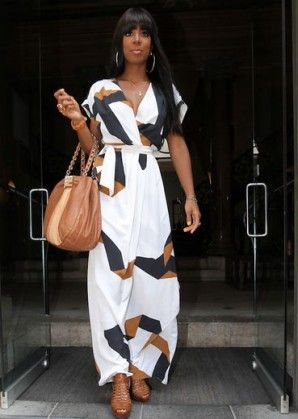 Ms.Kelly Rowland, one of my many style inspirations.