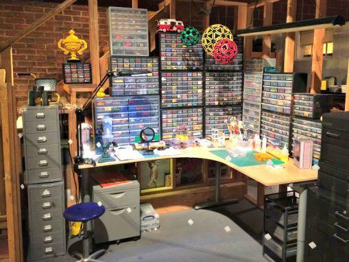 LEGO Movie set storage system