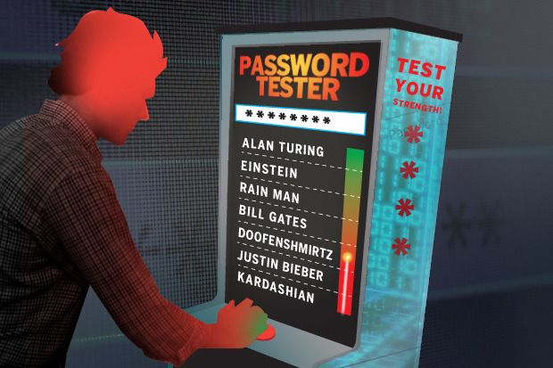 "A recent study examined the usefulness of those ubiquitous red-yellow-green password strength‬ testers on websites run by big names such as Google, Yahoo, Twitter, and Microsoft/Skype. The researchers used algorithms to send millions of ""not-so-good"" passwords‬ through these meters and were largely underwhelmed by the results."