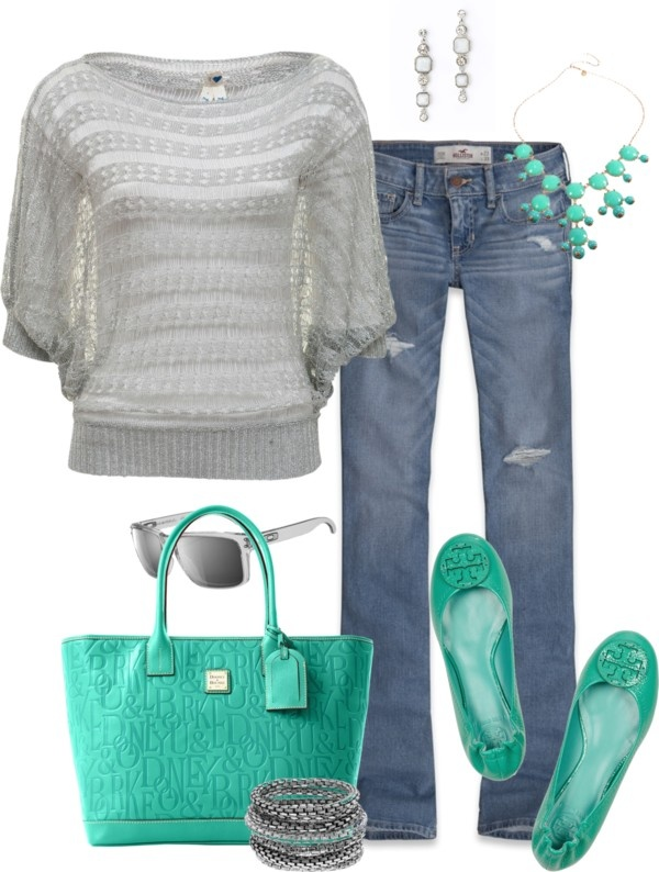 """L.O.V.E. ♡♥♡♥ {""""Knitted Cocoon Jumper Top"""" by pamnken on Polyvore}"""