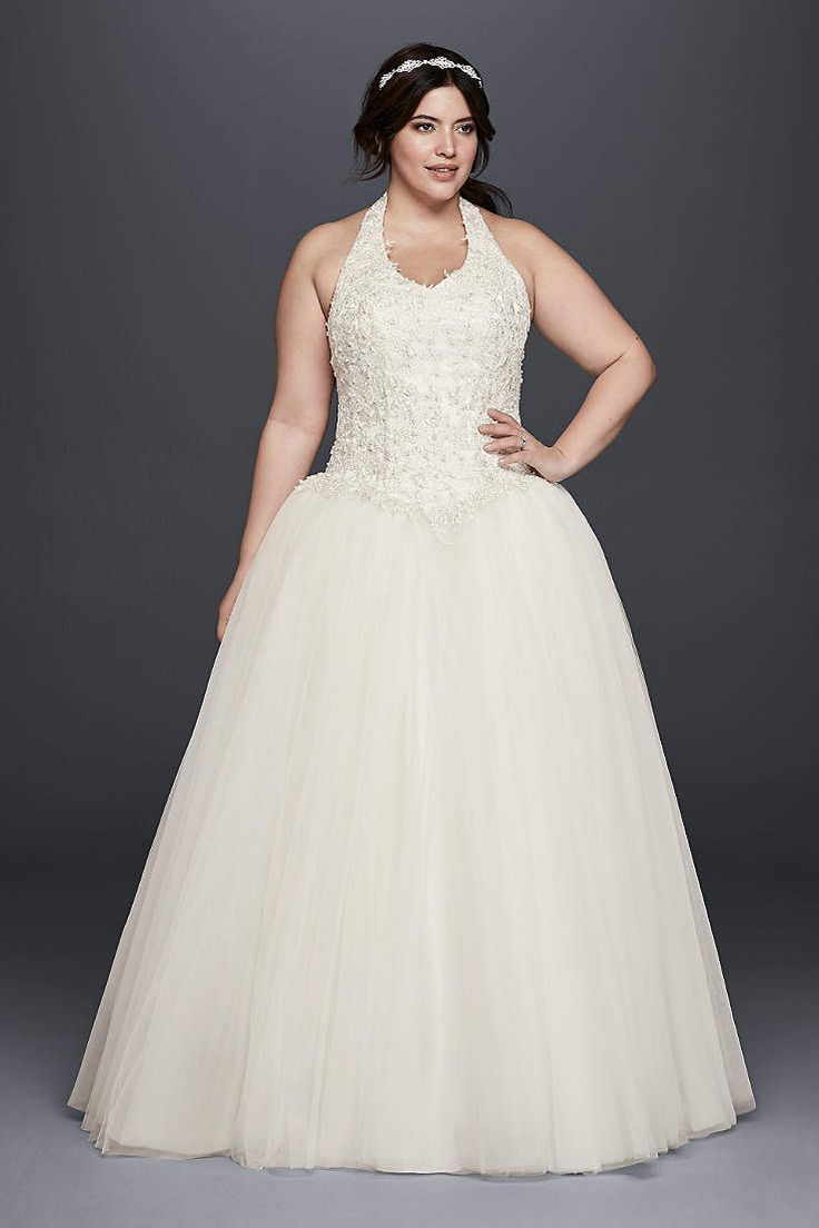 Best 25 full figure style ideas on pinterest full for Full size wedding dresses