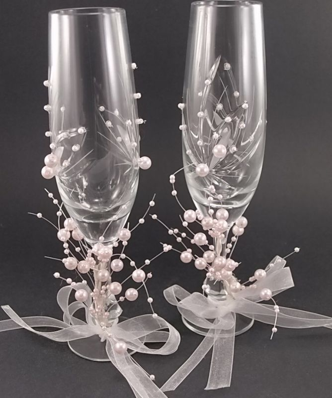 Compro Copas de boda
