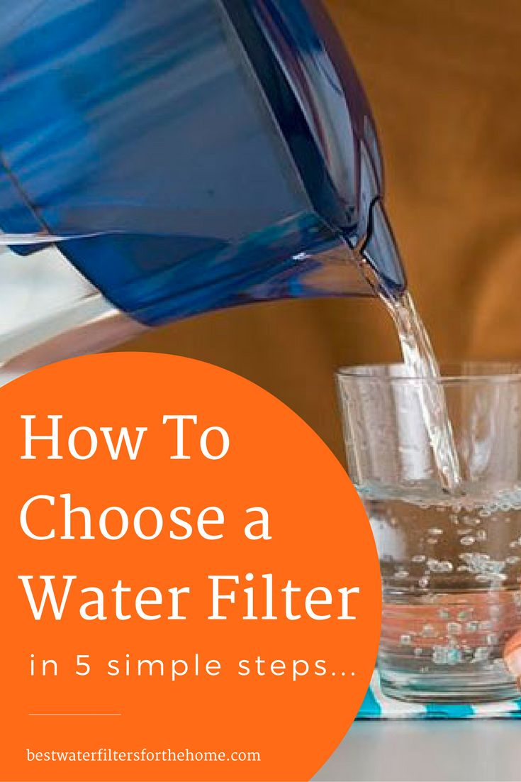 Want to know how to choose a water filter? I found choosing a water filter from all the options and brands available a complete minefield! These 5 simple steps will help you find the best water filter for your home and budget in no time...