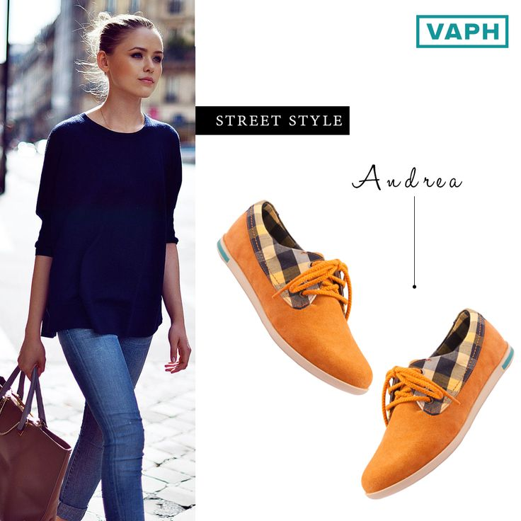 Think simple. Be classy. You'll never go wrong.   We show you how easy it is to style plaid shoes.   In the picture: A stunning internet find. Smitten by her style.