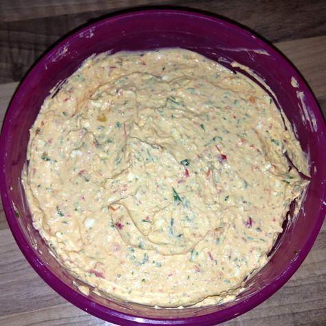 Rezept Türkischer Obazda von amfo - Rezept der Kategorie Saucen/Dips/Brotaufstriche