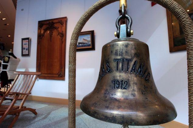 Titanic Ship Artifacts   Titanic Sinking 100th Anniversary: RMS Titanic artifacts to be ...