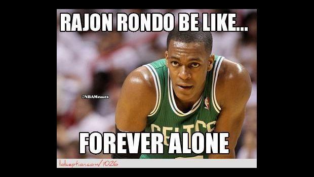 Pin Rajon Rondo Memes ...